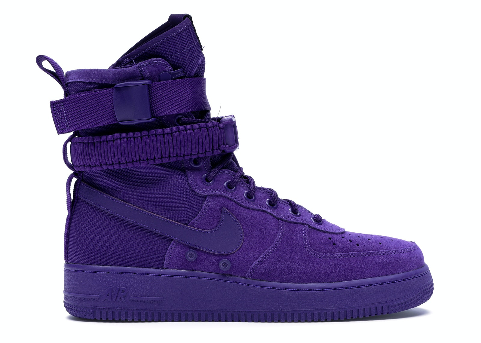 Nike SF Air Force 1 High Court Purple