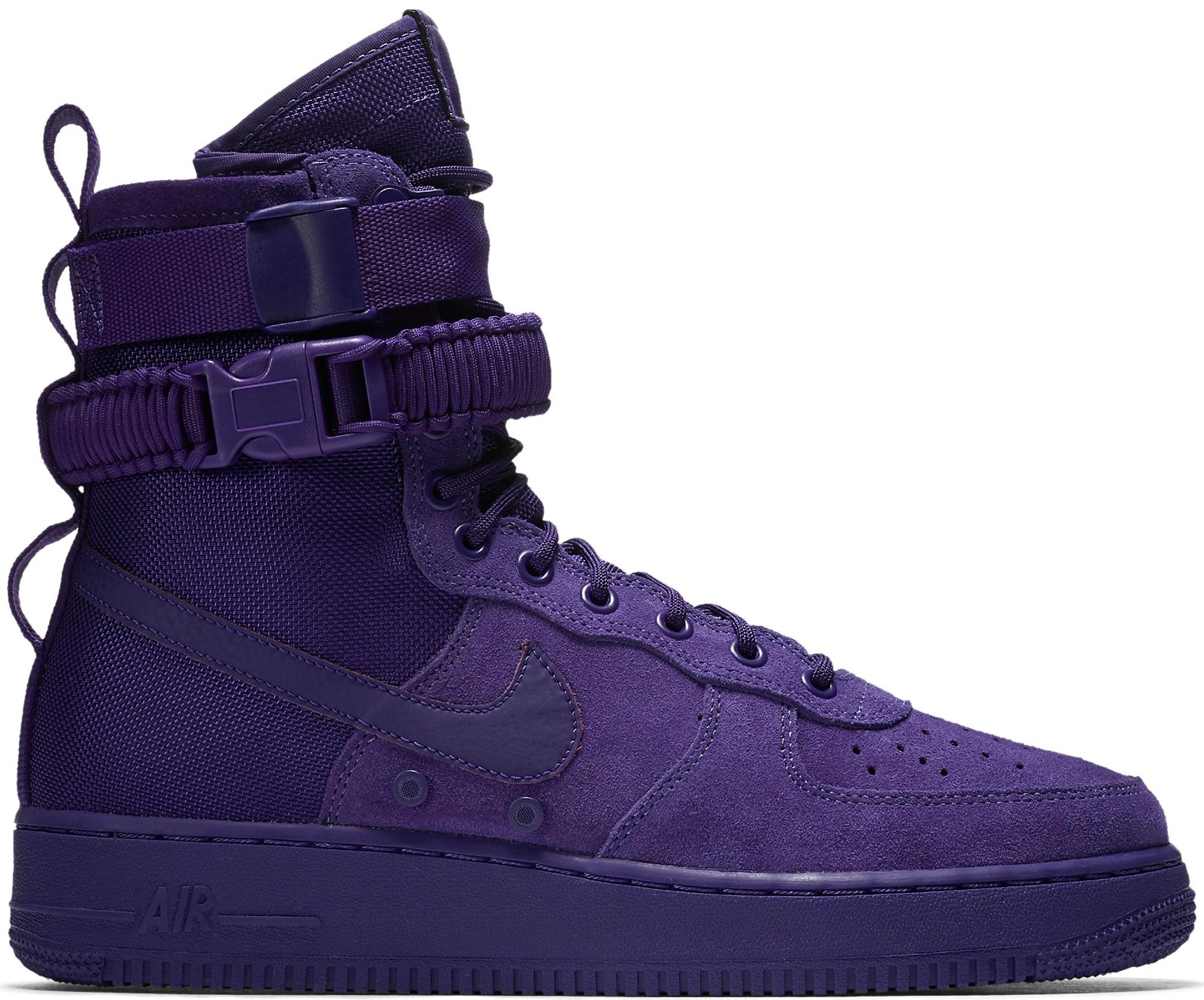 super popular 19799 ae969 ... buy nike sf air force 1 high court purple 864024 500 52edb 9942e