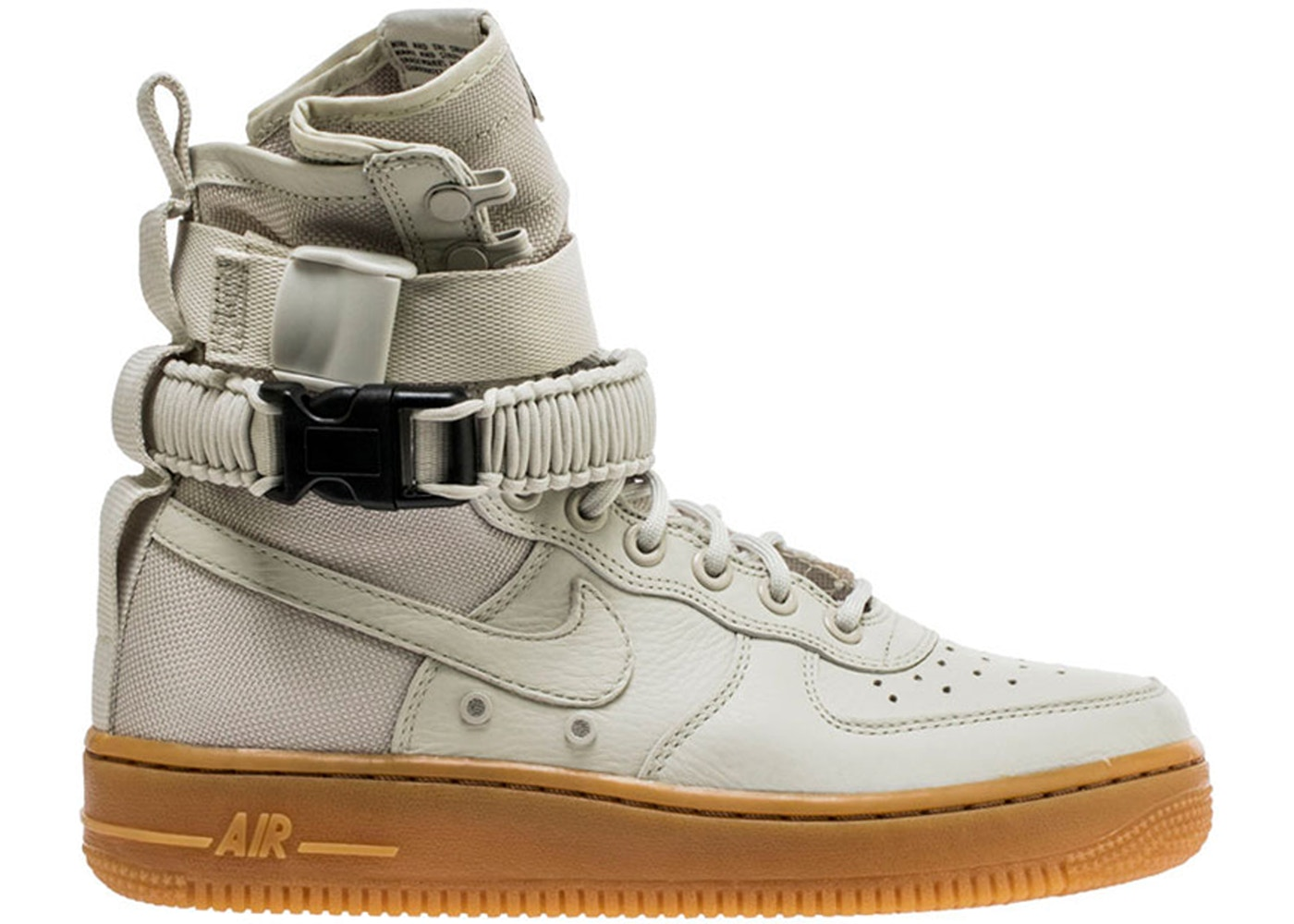 Nike SF Air Force 1 High Light Bone (W)