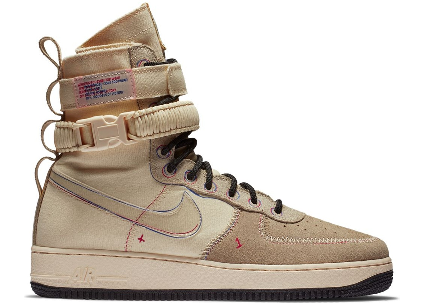sports shoes 15c97 f55a1 Sell. or Ask. Size  9.5. View All Bids. Nike SF Air Force 1 High Muslin