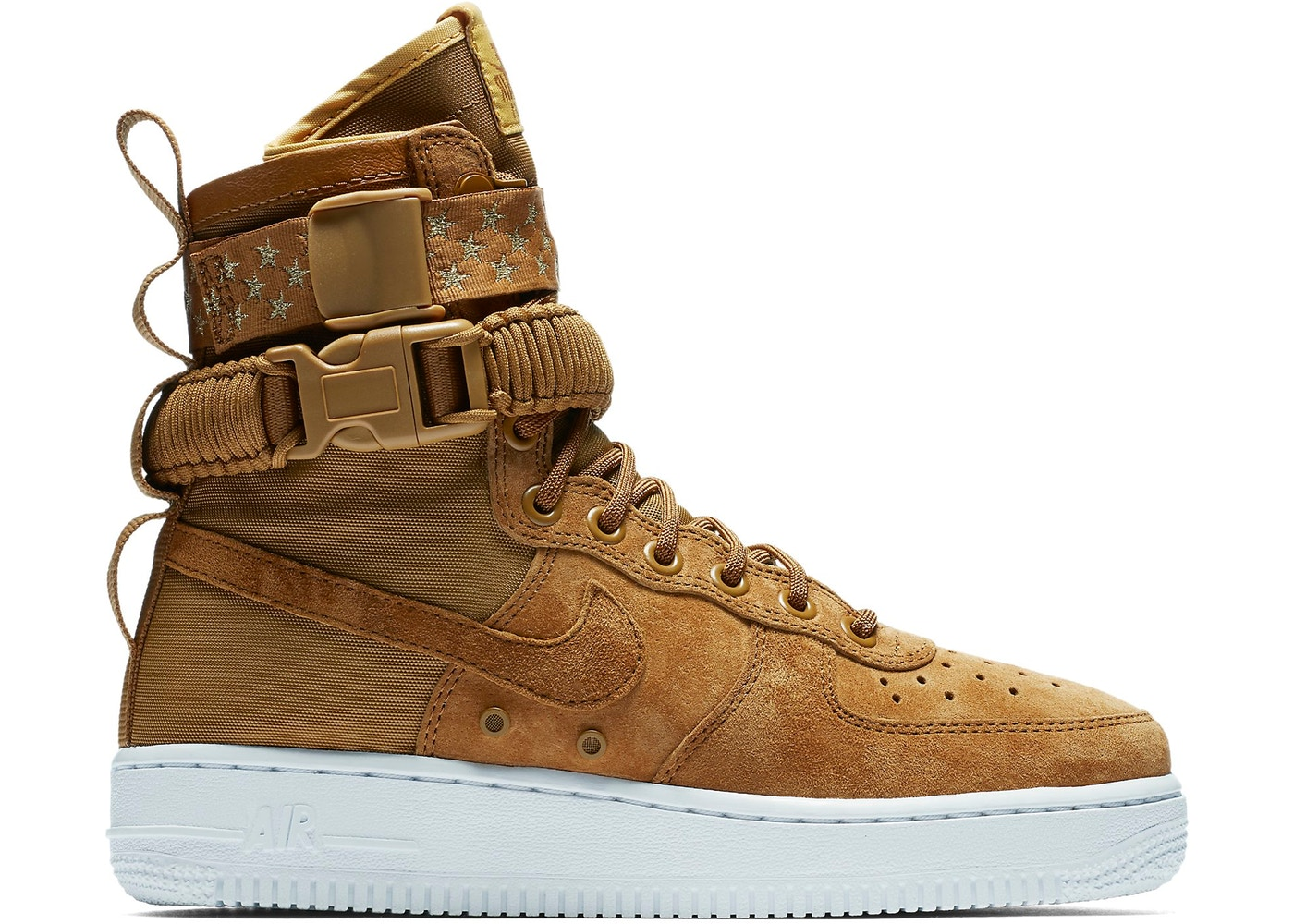 Nike W SF Air Force 1 Muted Bronze Muted Bronze | Footshop
