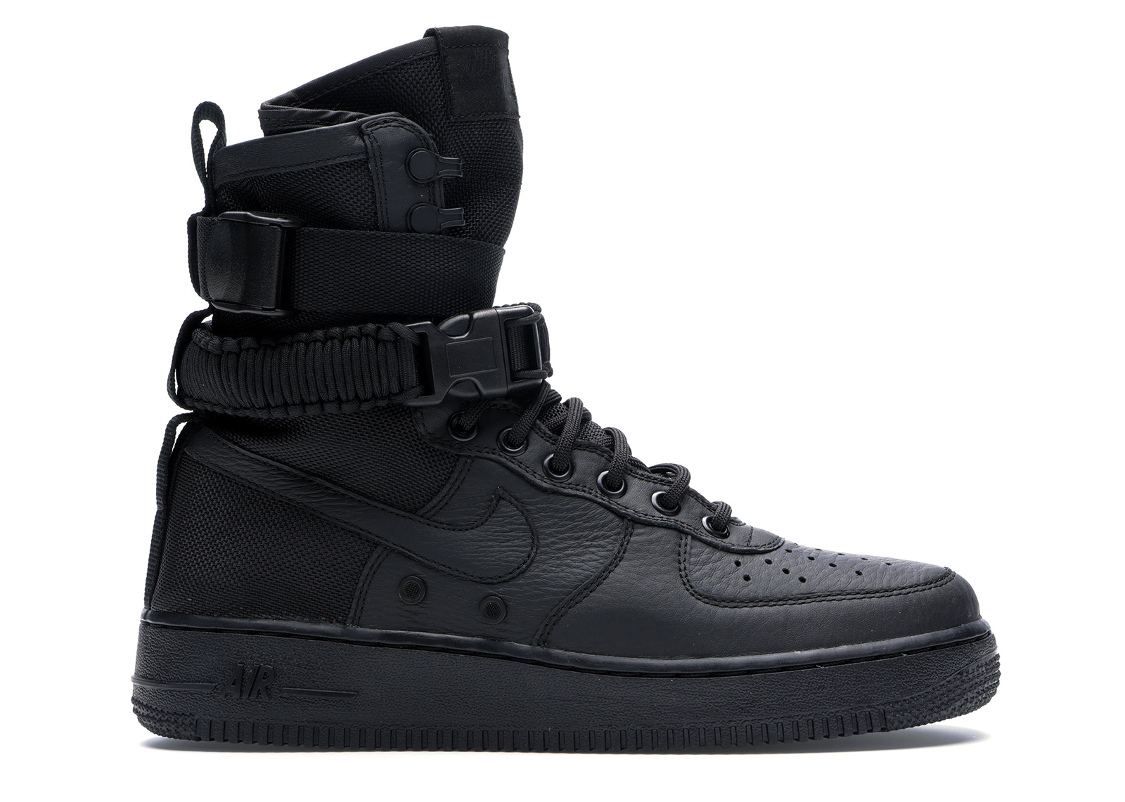 Nike SF Air Force 1 High Triple Black