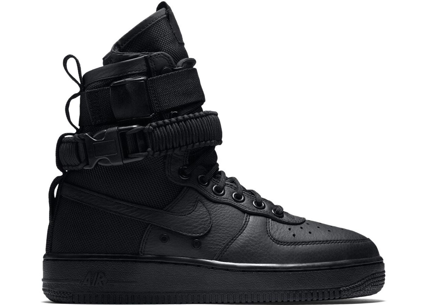 Nike SF Air Force 1 Black