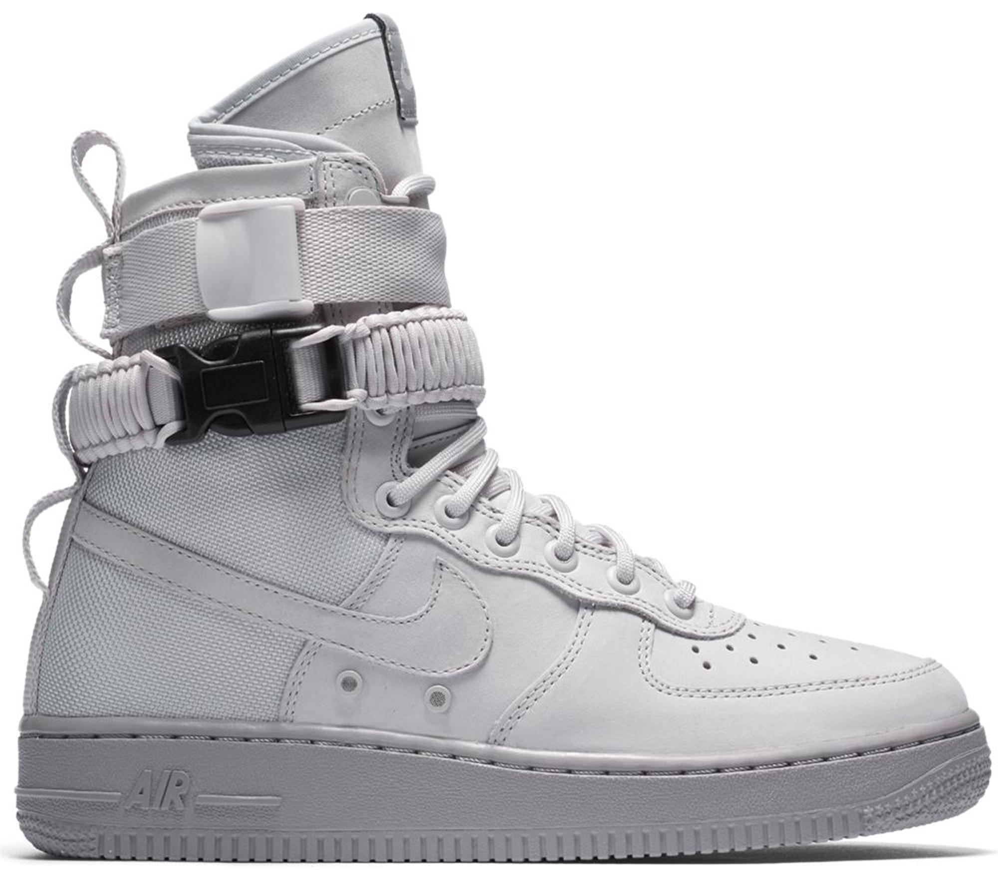 Nike SF Air Force 1 High Vast Grey (W
