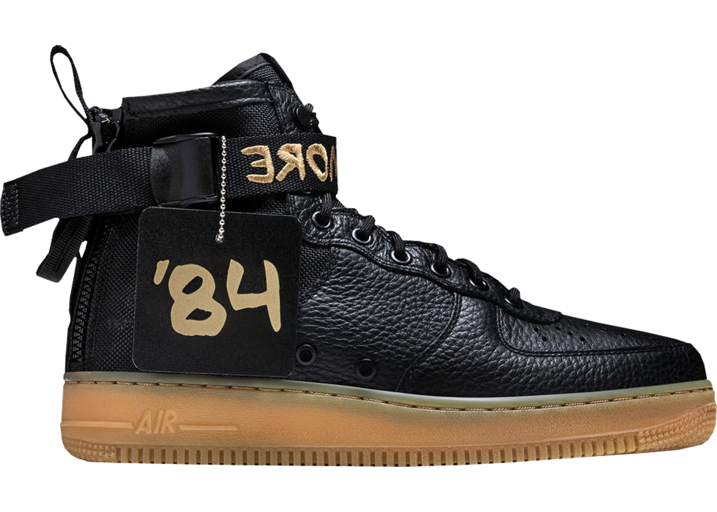 Nike SF Air Force 1 Mid For Baltimore