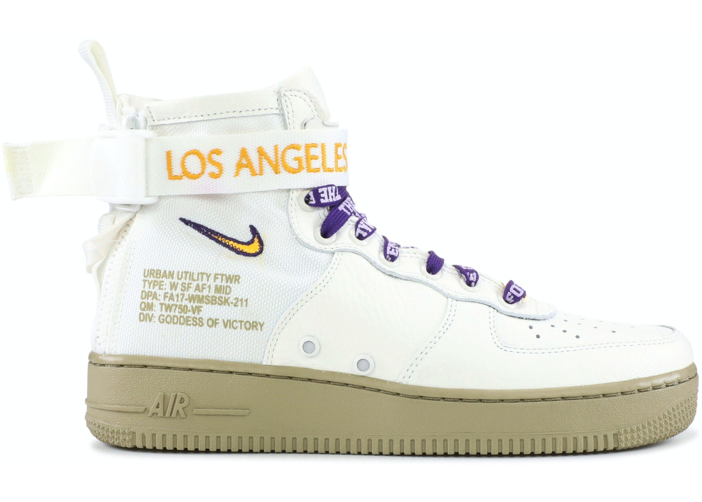 Nike SF Air Force 1 Mid LA (W)