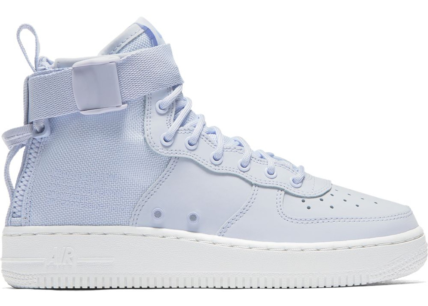 reputable site 88485 3b73b Sell. or Ask. Size --. View All Bids. Nike SF Air Force 1 Mid Palest Purple  (GS)