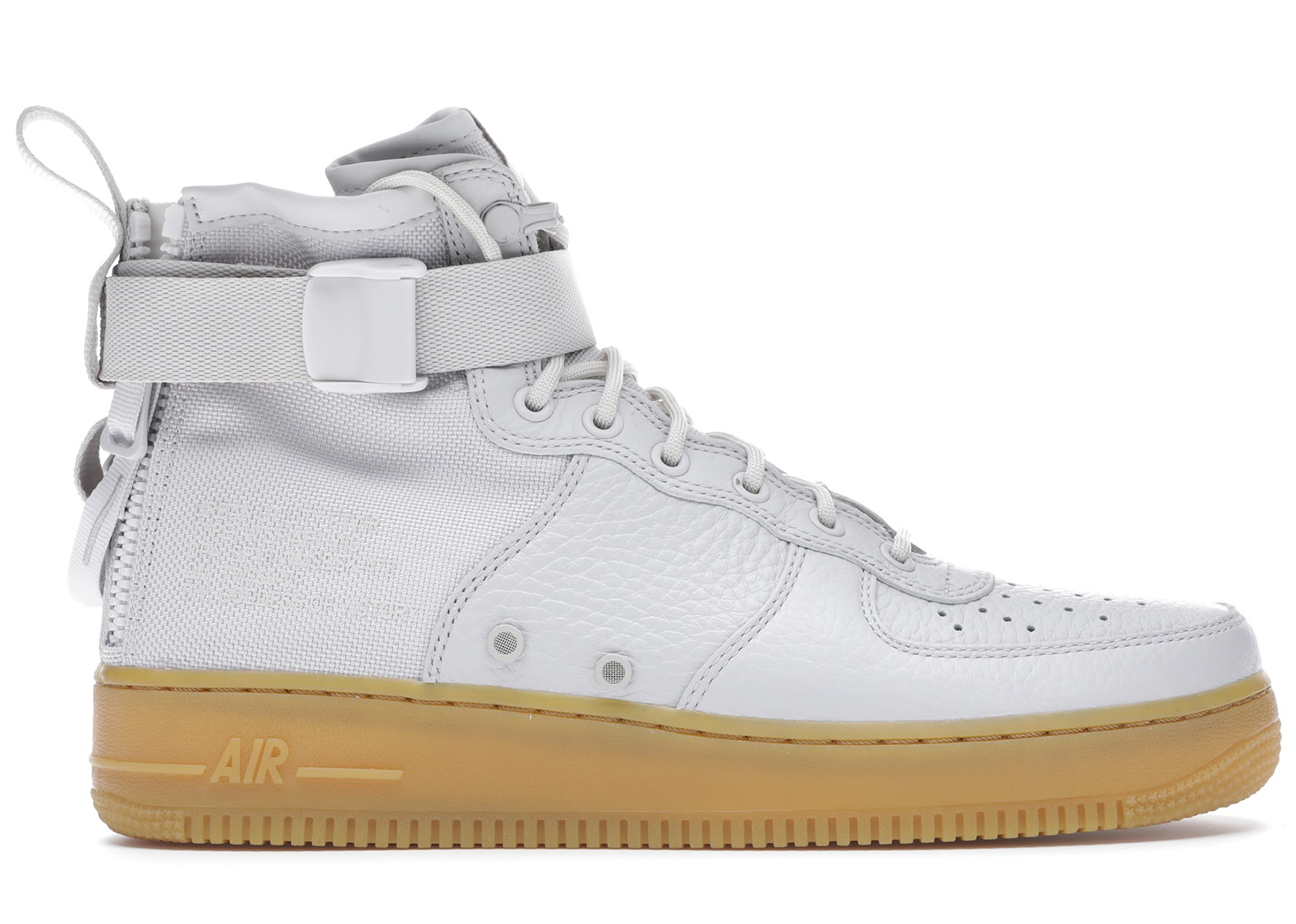 Nike SF Air Force 1 Mid Vast Grey (W