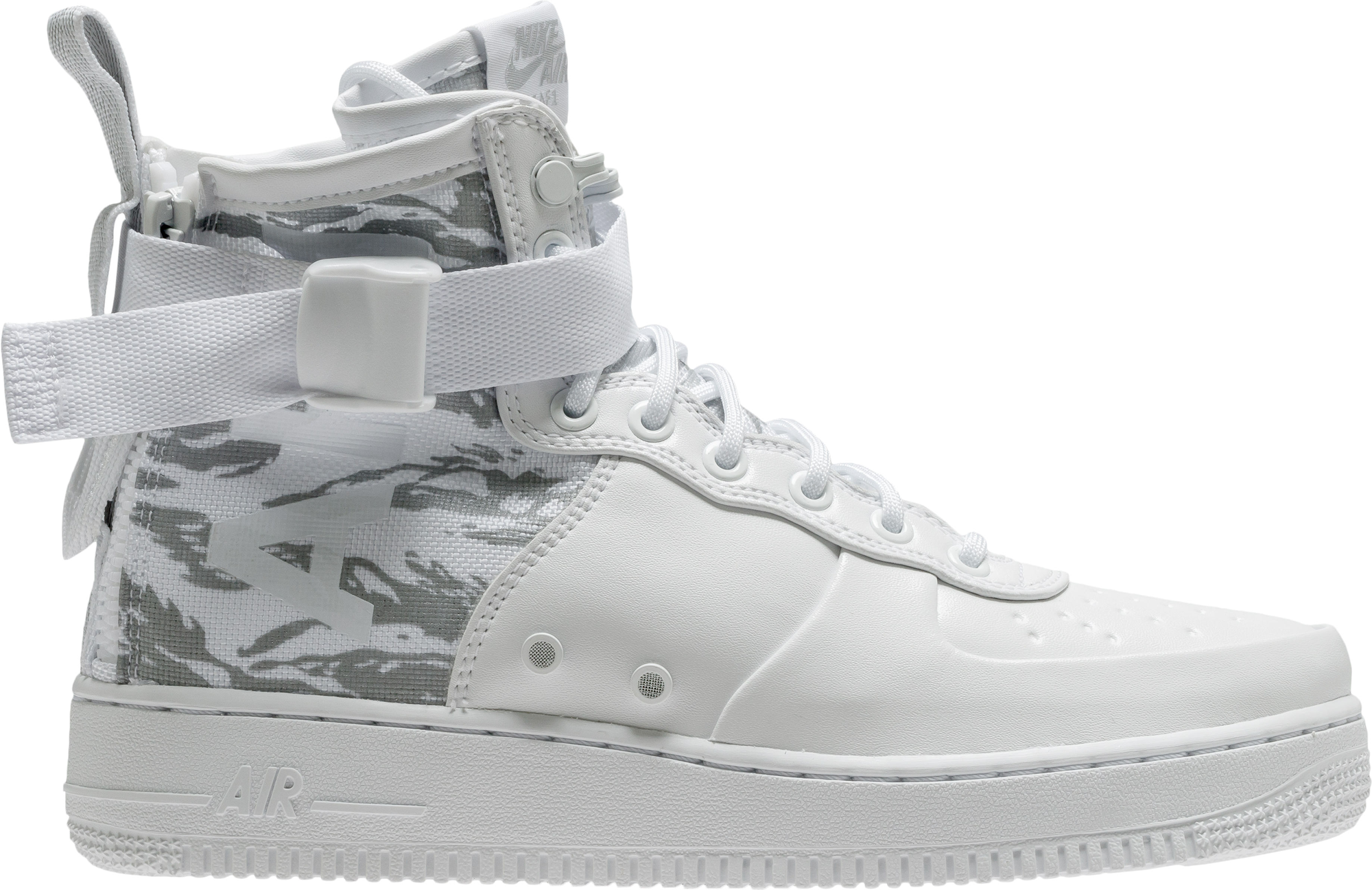 Nike SF Air Force 1 Mid Winter Camo
