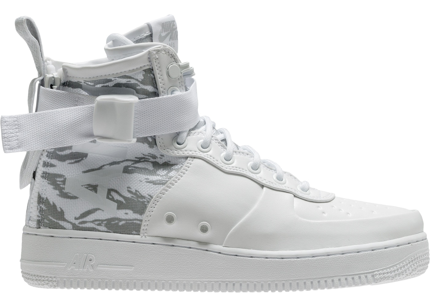 promo code 2042d 76ccb Nike SF Air Force 1 Mid Winter Camo