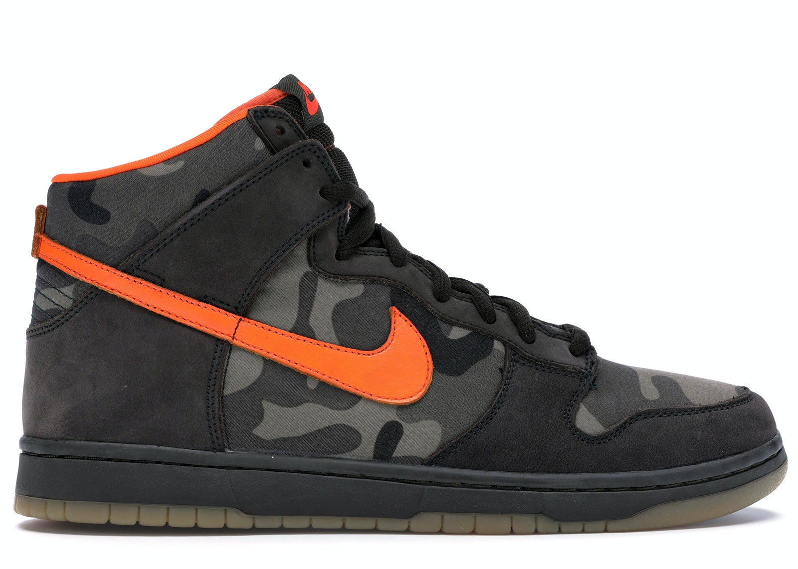 Nike SB Dunk High Brian Anderson Camo