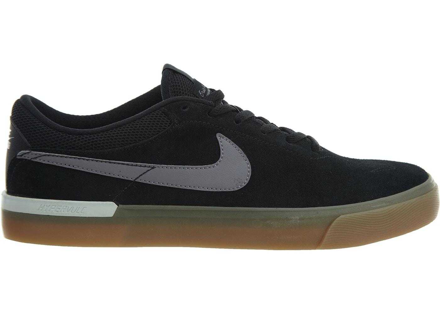 89ce3179feac Nike Sb Koston Hypervulc Black Gunsmoke-Vast Grey-White - 844447-006