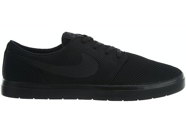 reputable site 304ee 1c669 lowest ask.  45. Nike Sb Portmore II Ultralight Black Black-Anthracite