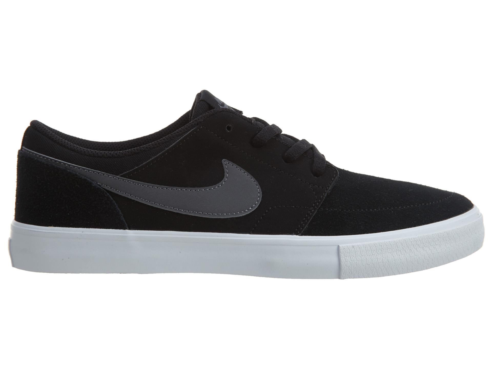 Nike Sb Portmore Ii Solar Black/Dark