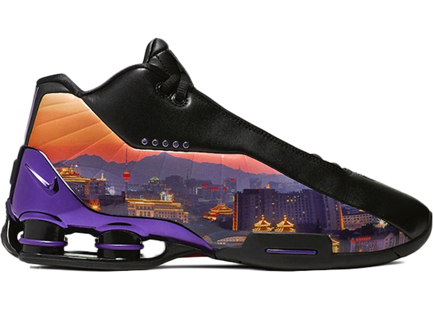 finest selection fbebd bde1b Nike Shox BB4 China Hoop Dreams
