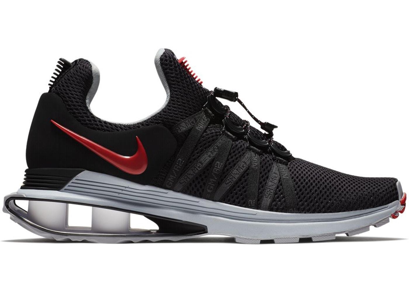 a723750d80b1 Nike shox gravity black