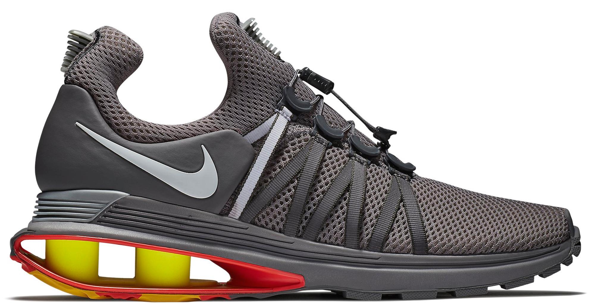 Nike Shox Gravity Gunsmoke