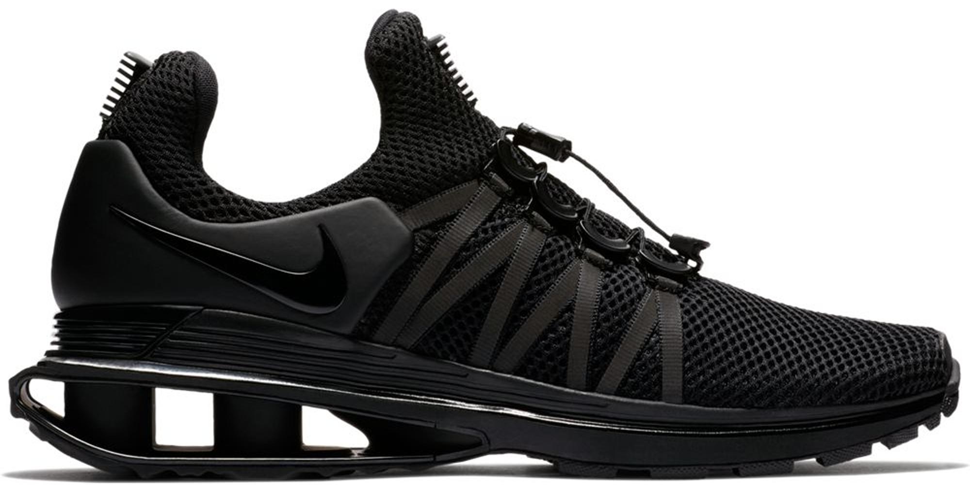 Nike Shox Gravity Triple Black - AR1999-001