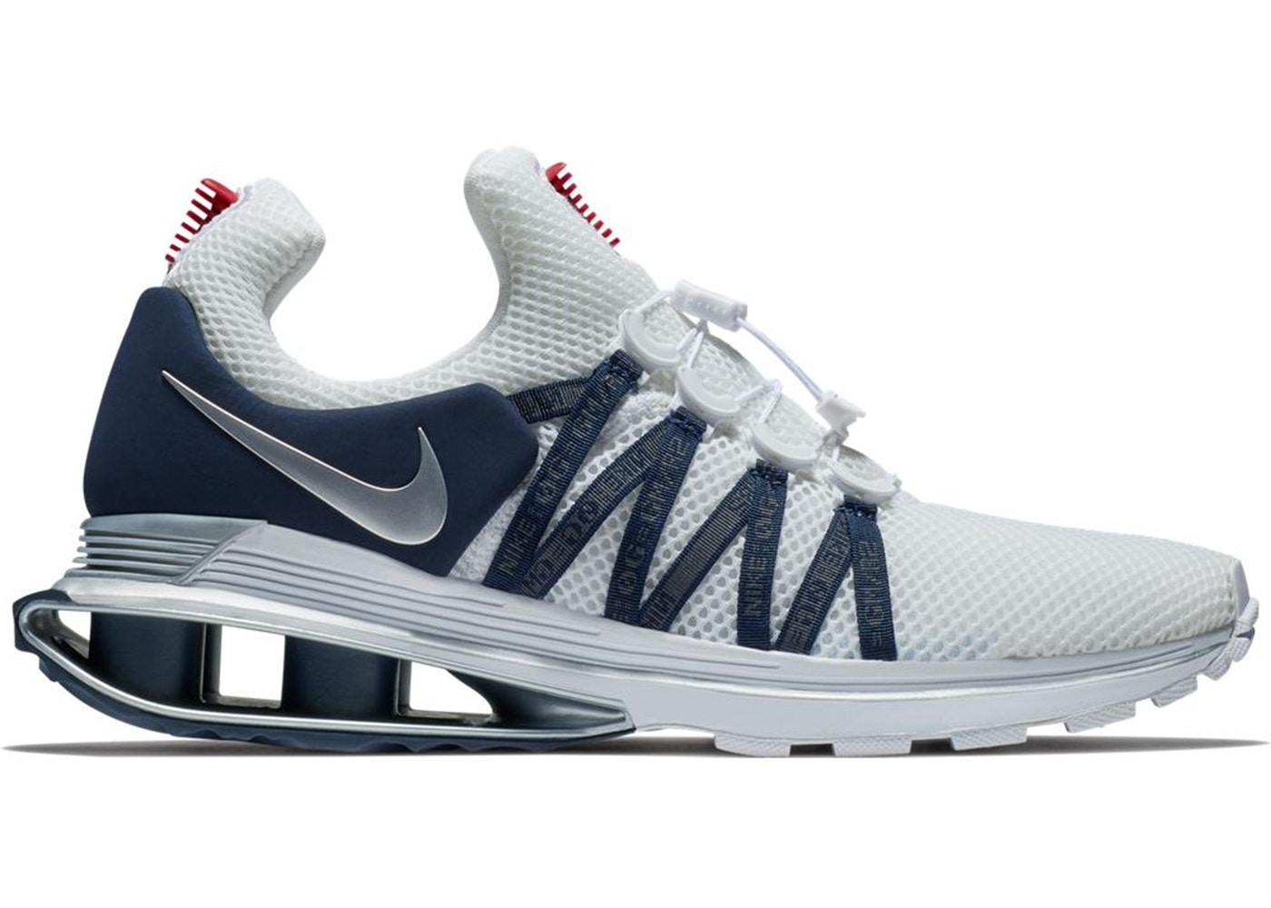 01046dc5c684d5 Sell. or Ask. Size 9. View All Bids. Nike Shox Gravity White Obsidian