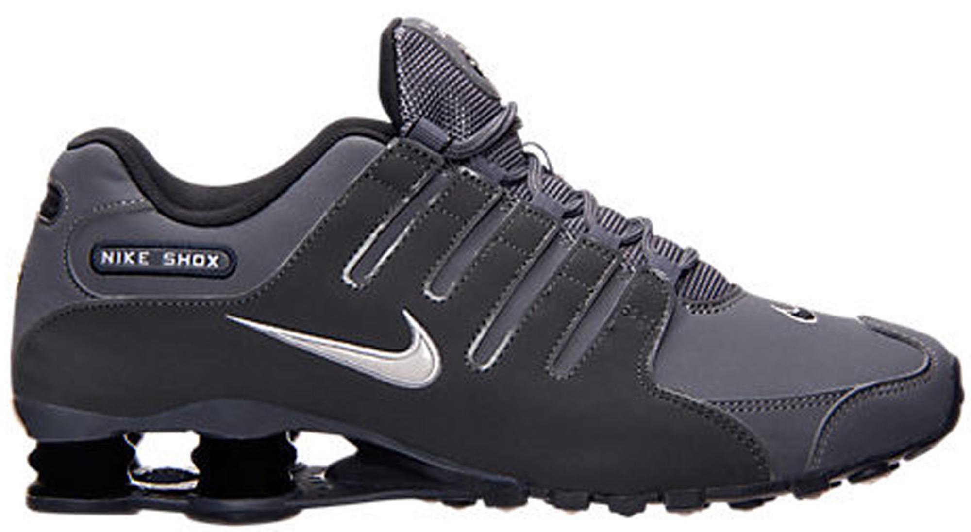 Nike Shox NZ Dark Grey - 378341-059