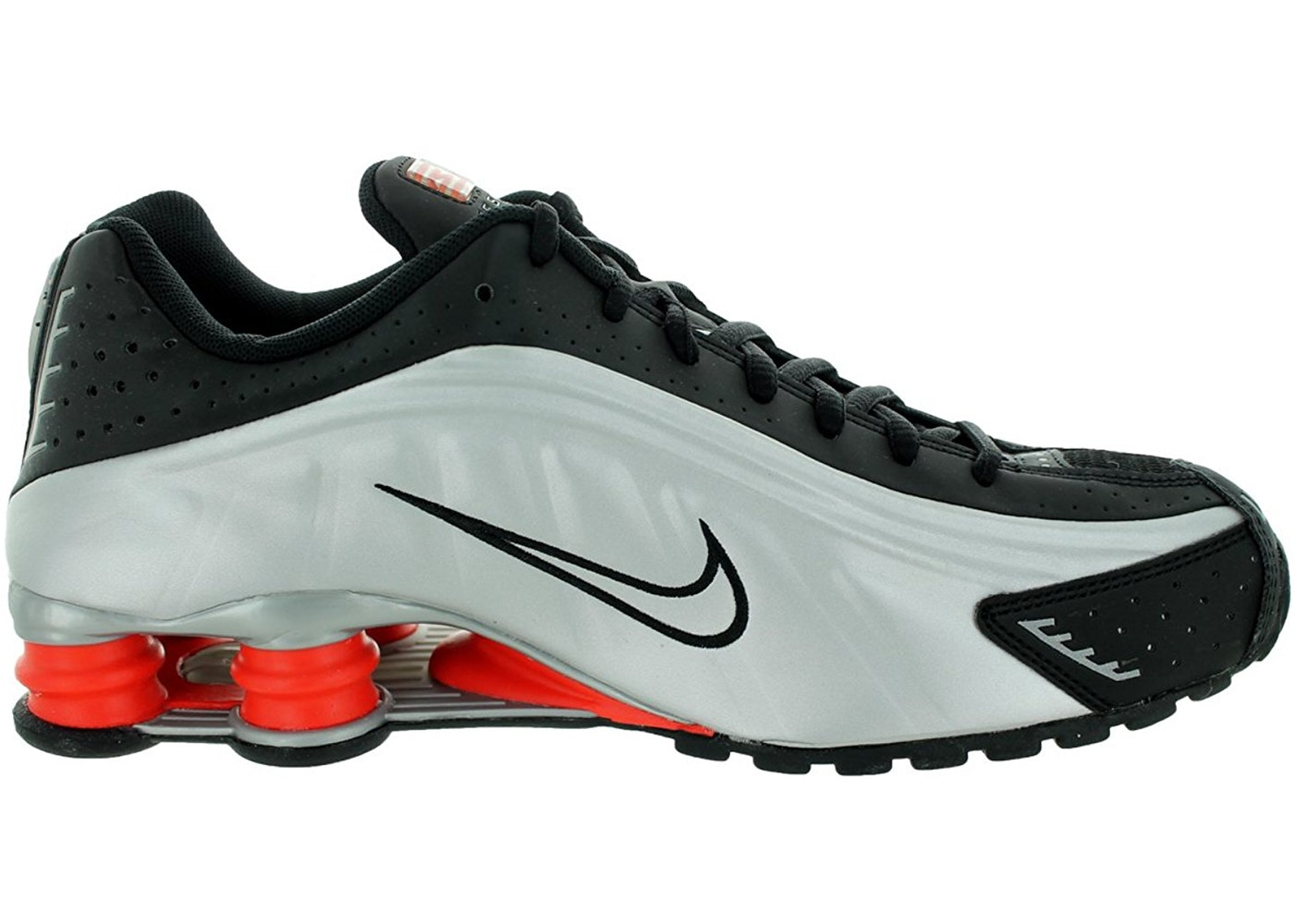 newest collection 9630d 8a570 Sell. or Ask. Size  14. View All Bids. Nike Shox R4 Black Silver ...