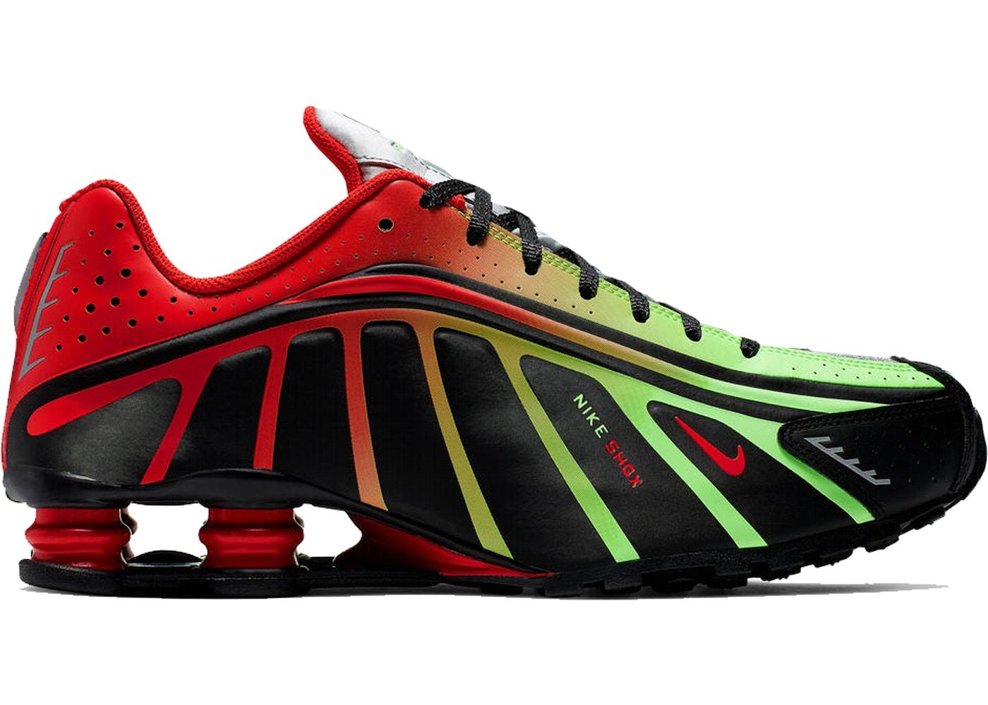 san francisco 04fe1 fa920 Nike Shox R4 Neymar Black - BV1387-001