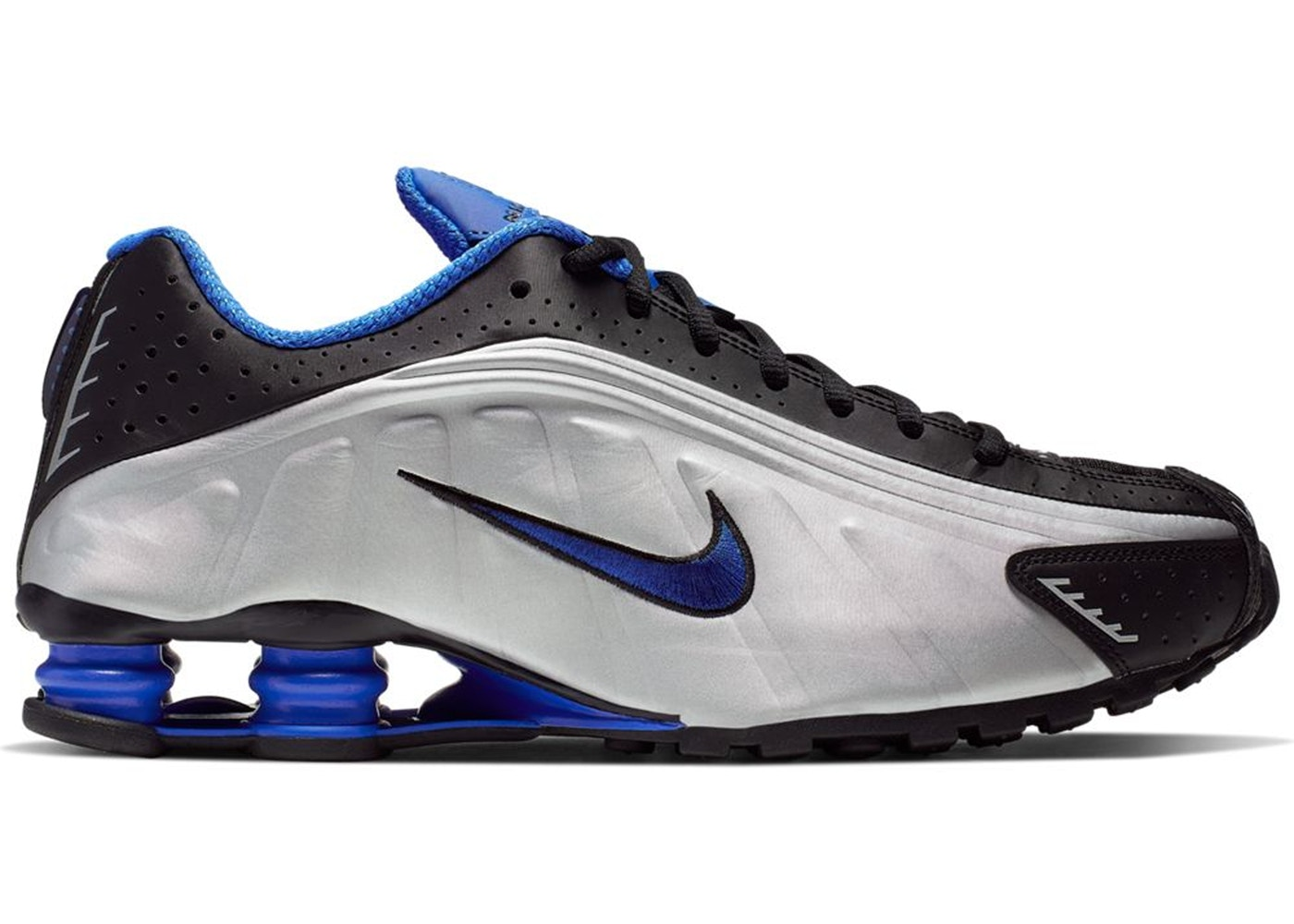 wholesale dealer 11456 801e9 Nike Shox R4 Racer Blue
