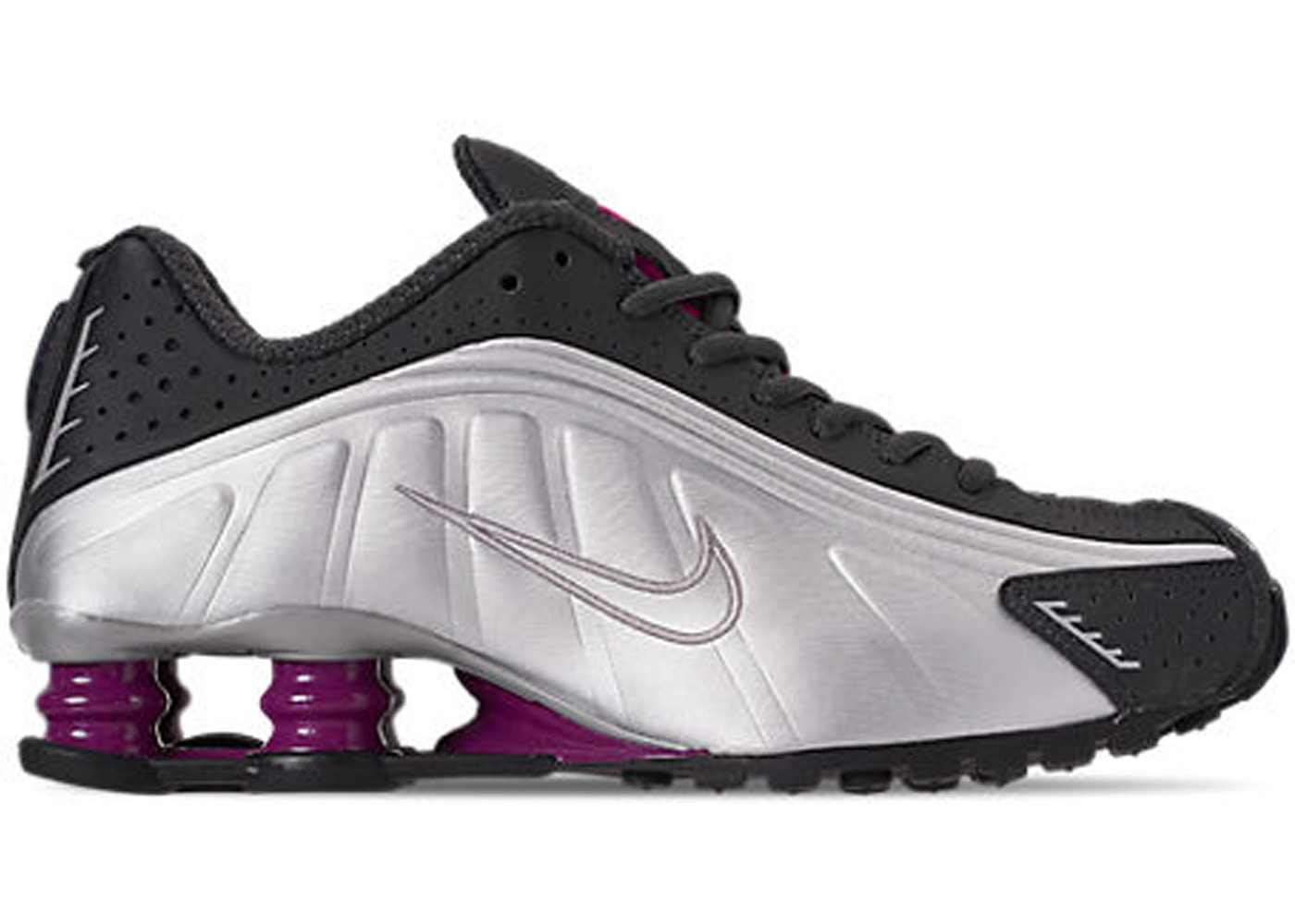200db2e693cc Nike Shox R4 True Berry - AR3565-003