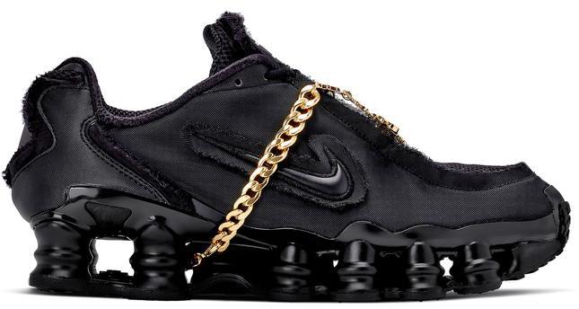 Nike Shox TL Comme des Garcons Black (W) -