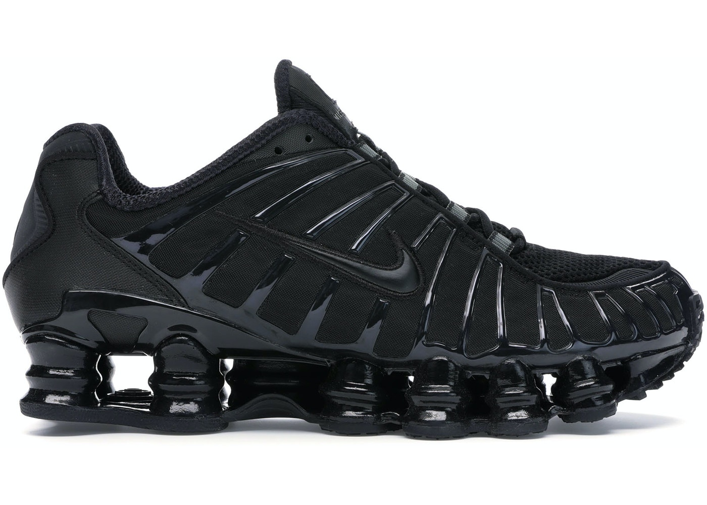 official images united kingdom online shop Nike Shox TL Triple Black