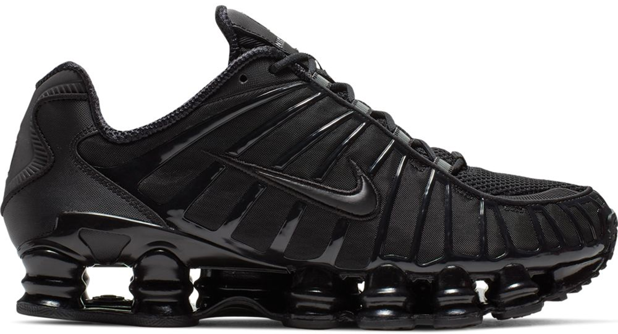 Nike Shox TL Triple Black