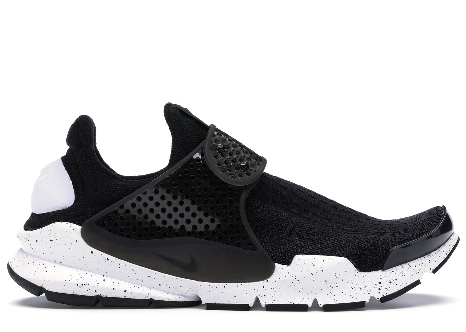 Nike Sock Dart Black White - 833124-001