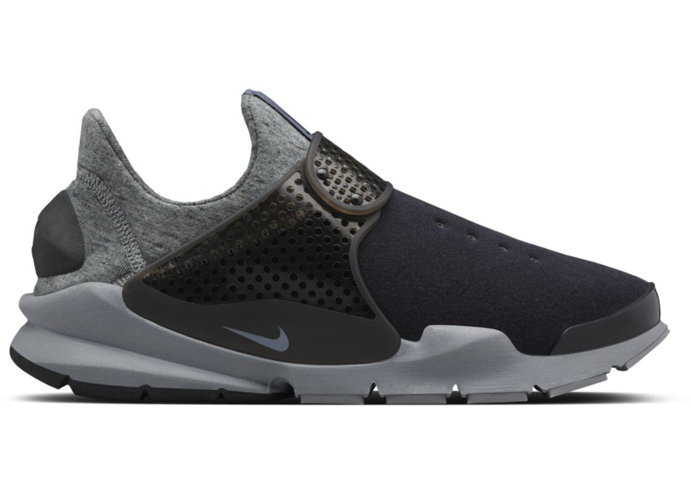 best loved 99ef7 88029 Nike Sock Dart Fleece Cool Grey