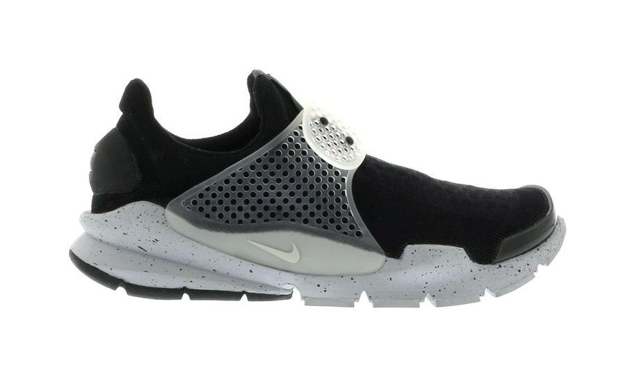 Nike Sock Dart Fragment Black Oreo