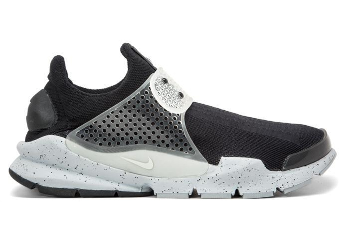 sports shoes d0c9a 93275 Nike Sock Dart Fragment Black Oreo