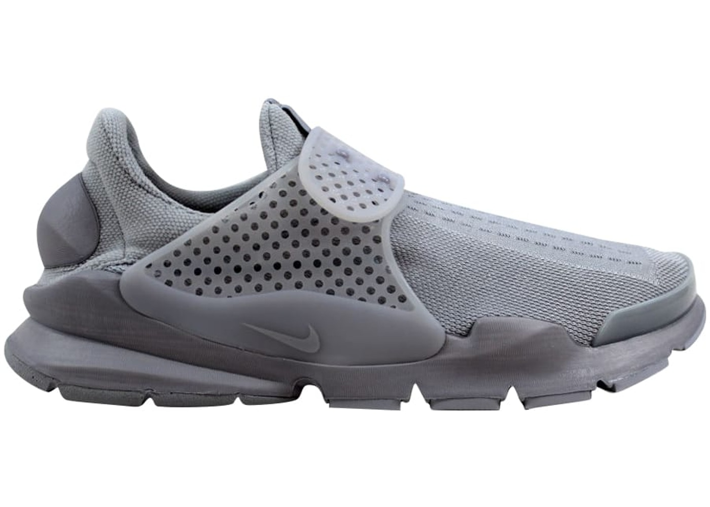 separation shoes a7993 bc580 Nike Sock Dart KJCRD Wolf Grey/Wolf Grey-White - 819686-006