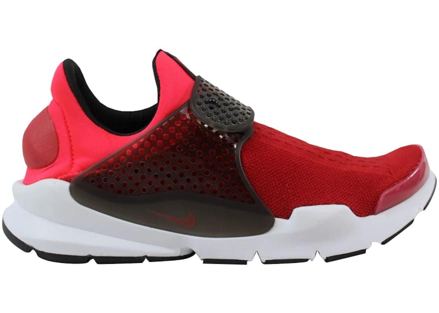 quality design ff21e 56e9c Nike Sock Dart Kjcrd Gym Red/Solar Red-Siren Red