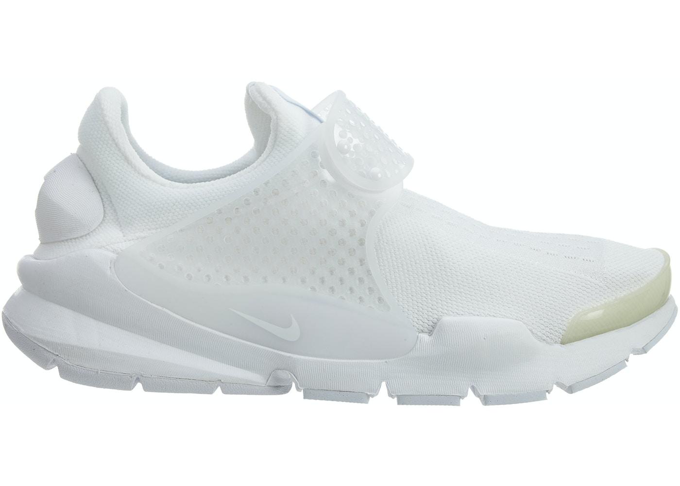 outlet store d0b07 c845f Nike Sock Dart Kjcrd White/White-White-Black