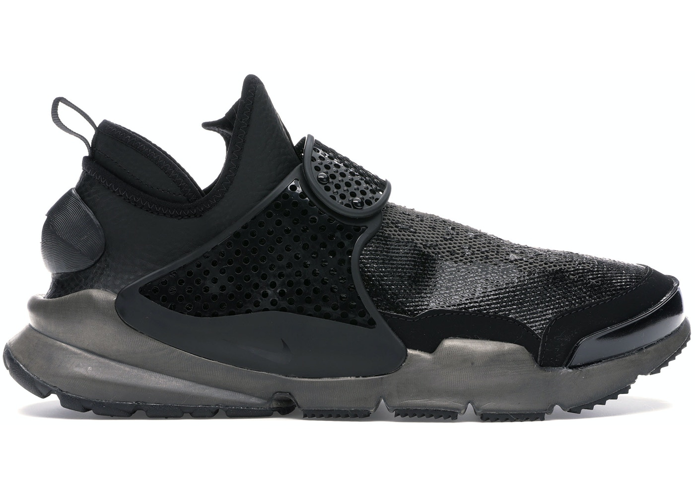 the latest 09a1e 59106 Nike Sock Dart Mid Stone Island Black
