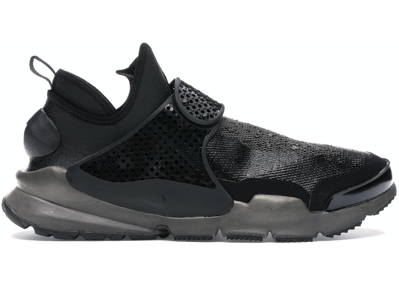 the latest a1f7f c4423 Nike Sock Dart Mid Stone Island Black