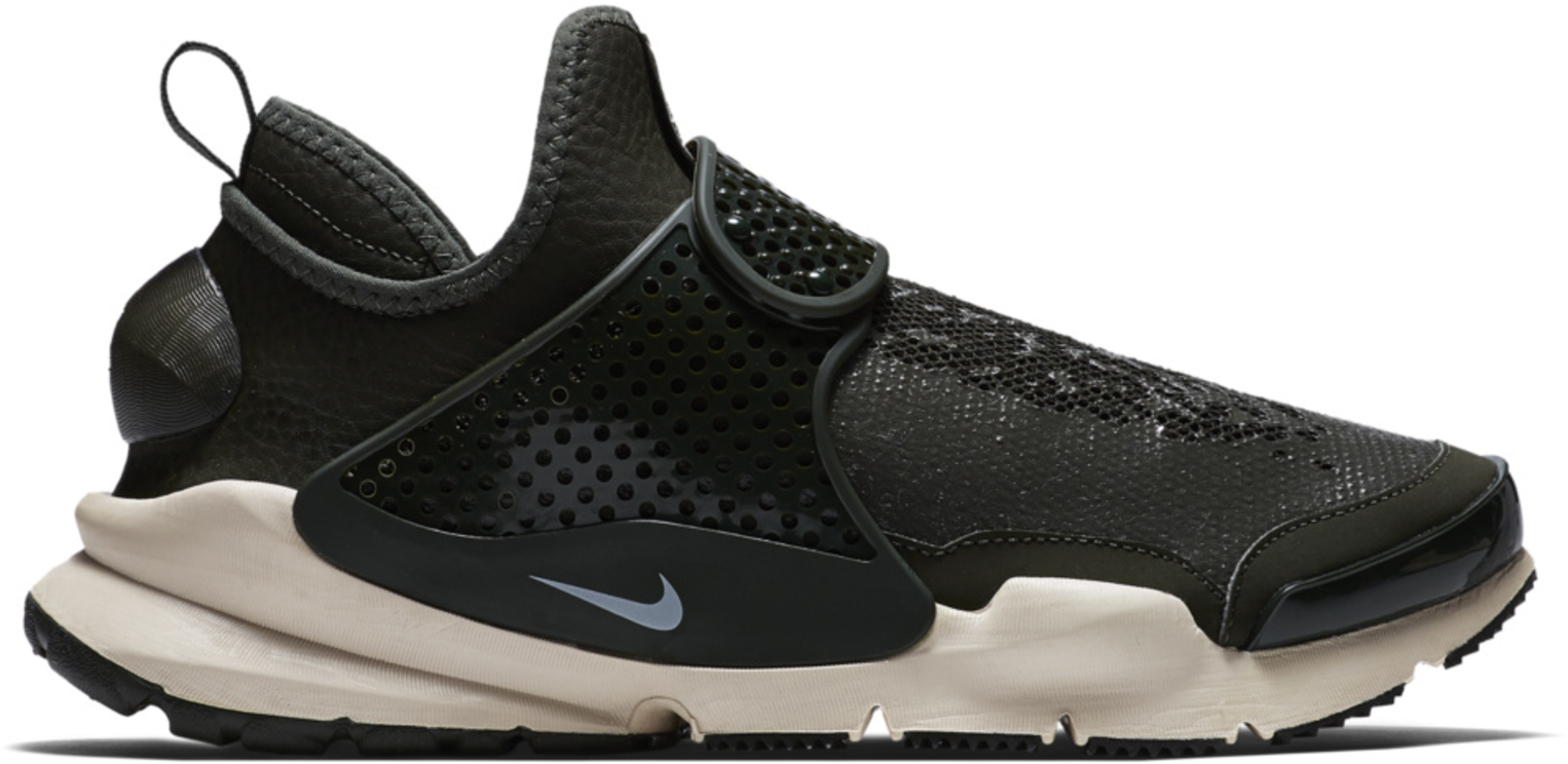 Pre-Owned Nike Sock Dart Mid Stone