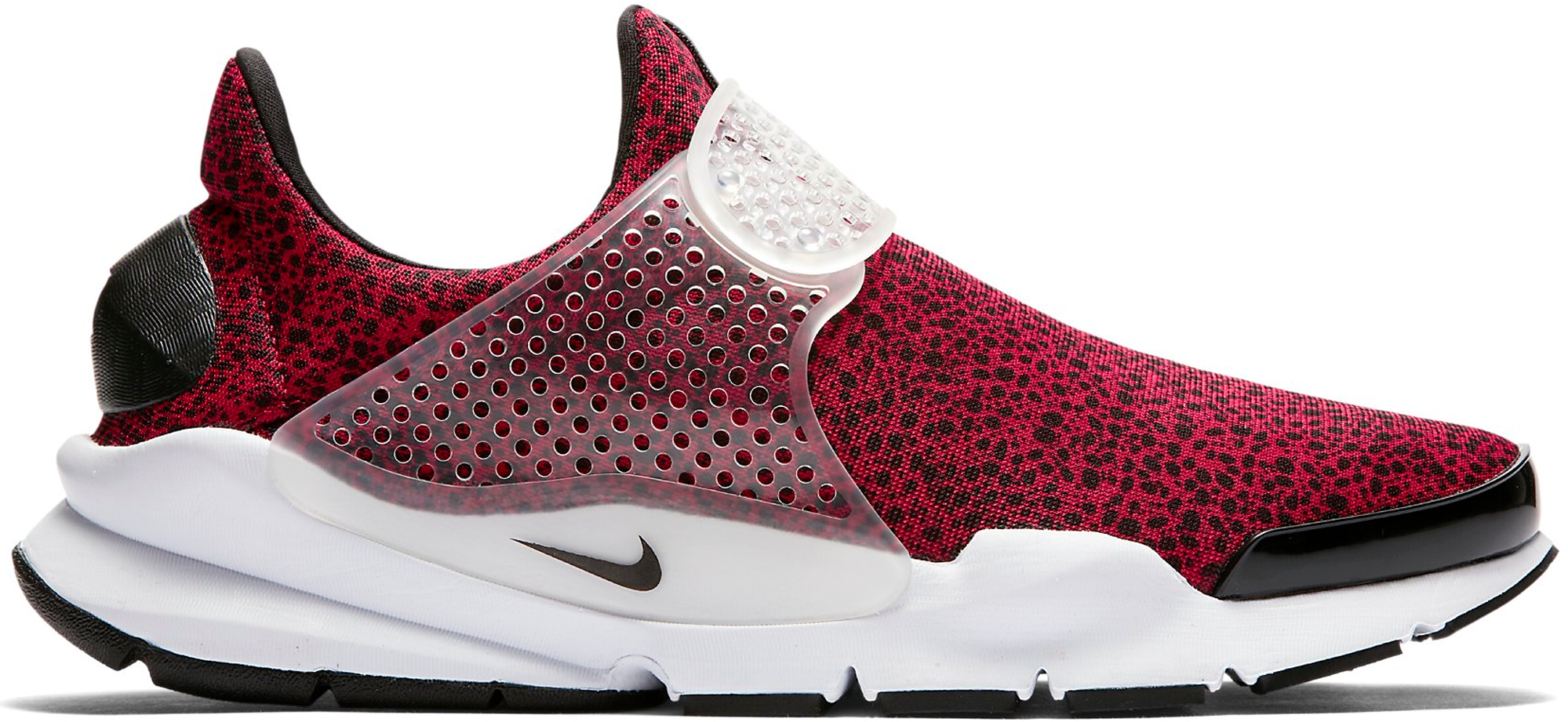 Sock Dart Safari Red