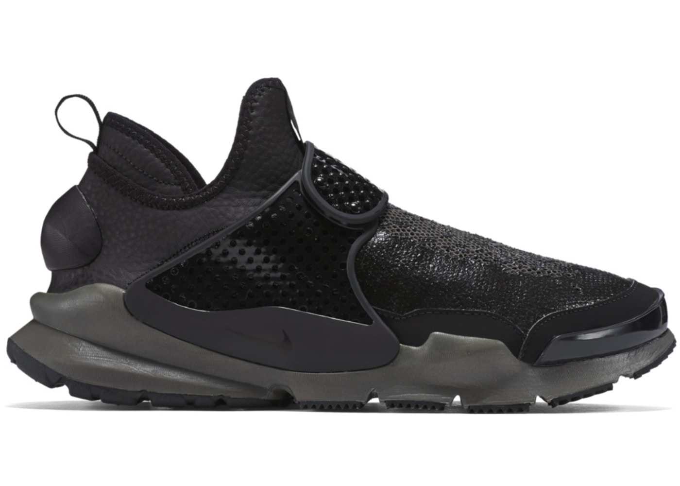 the latest 4dcbe e47bd Nike Sock Dart Mid Stone Island Black