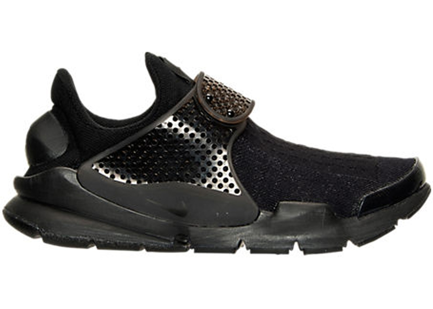 wholesale dealer b3137 1cd37 Nike Sock Dart Triple Black