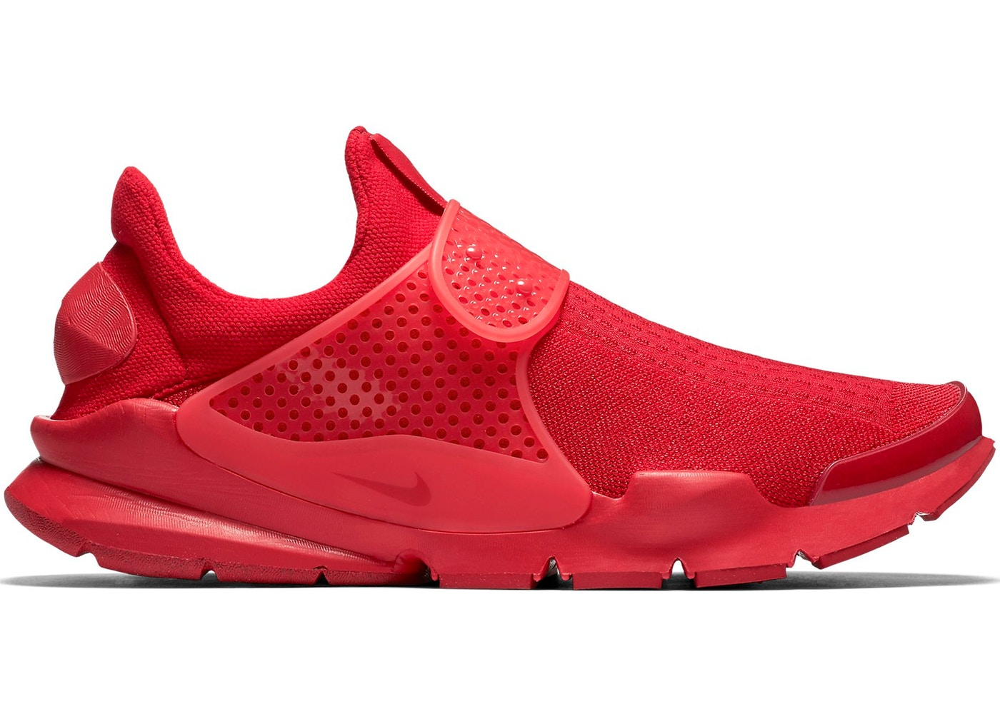 7553393f3e4d Nike Sock Dart Triple Red - 819686-600