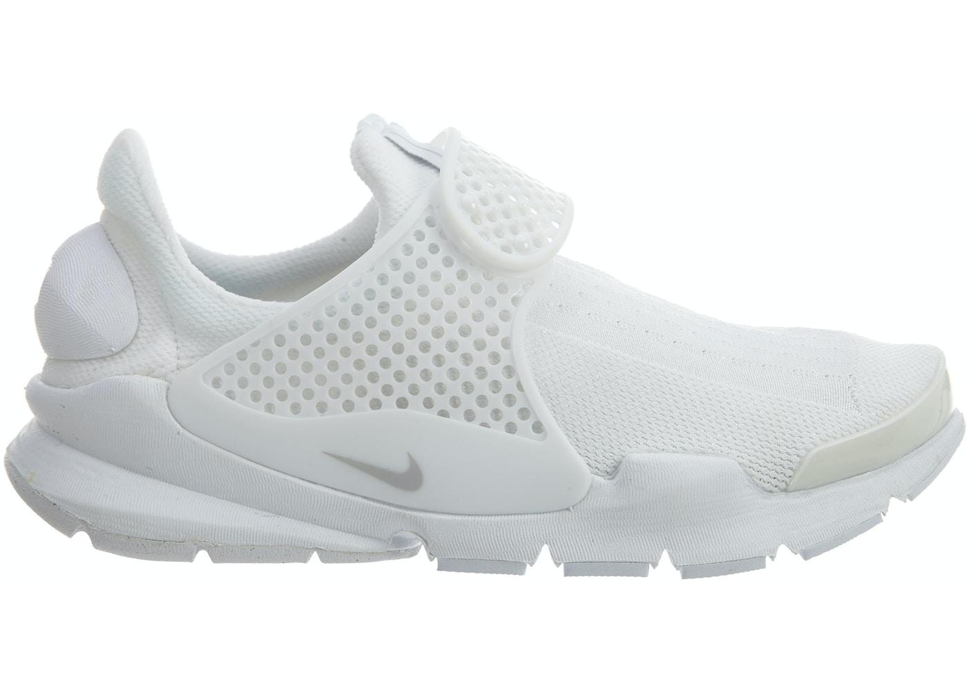 size 40 bb5f9 1edd8 Nike Sock Dart White Pure Platinum (W)