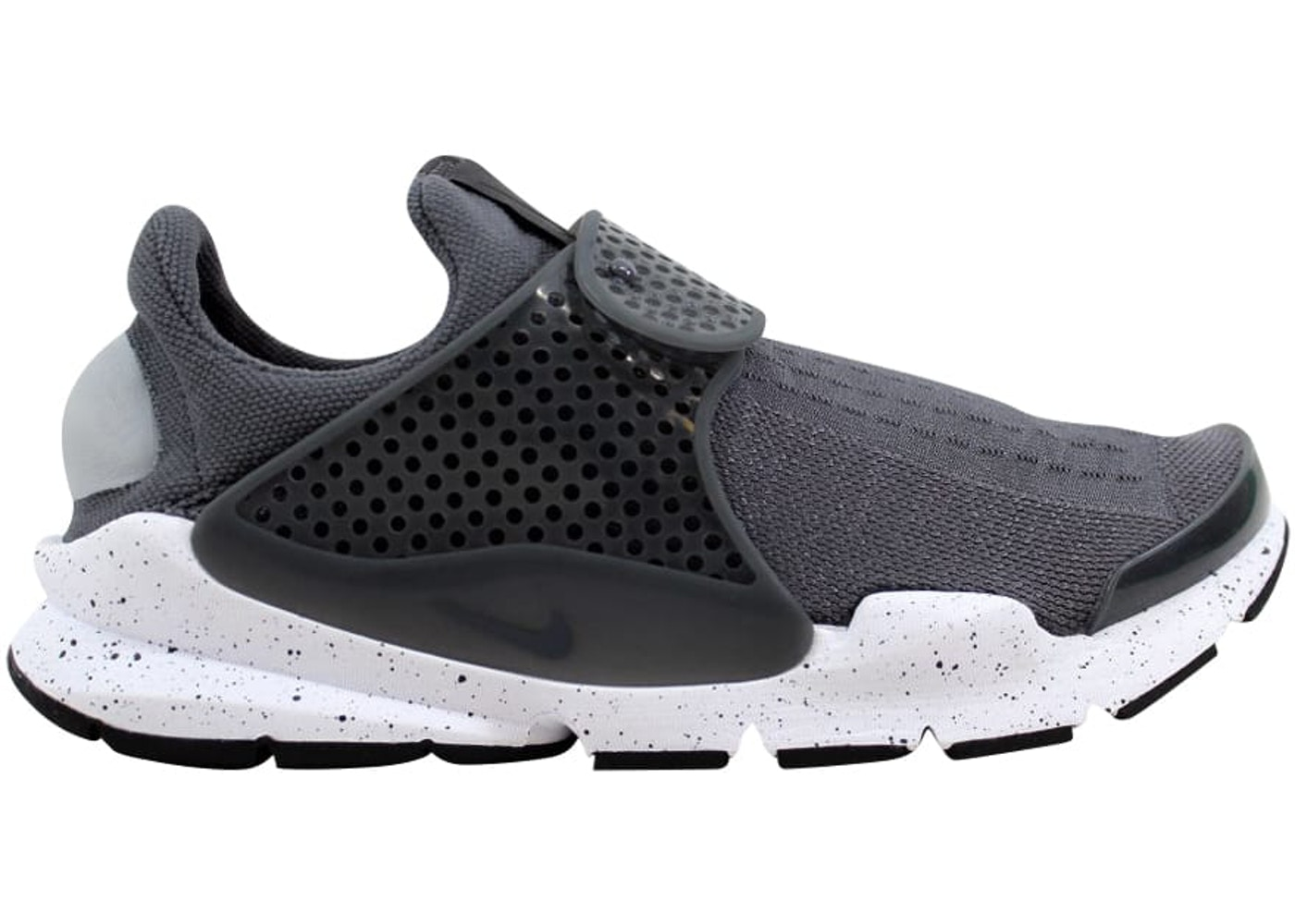 brand new bdb77 64c8b Nike Sock Dart Wolf Grey/Wolf Grey-White-Pink Blast