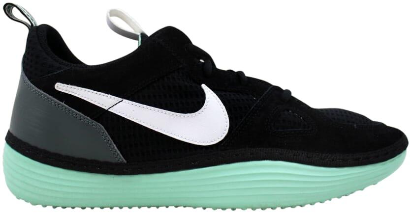 Nike Solarsoft Run Black - 631409-010