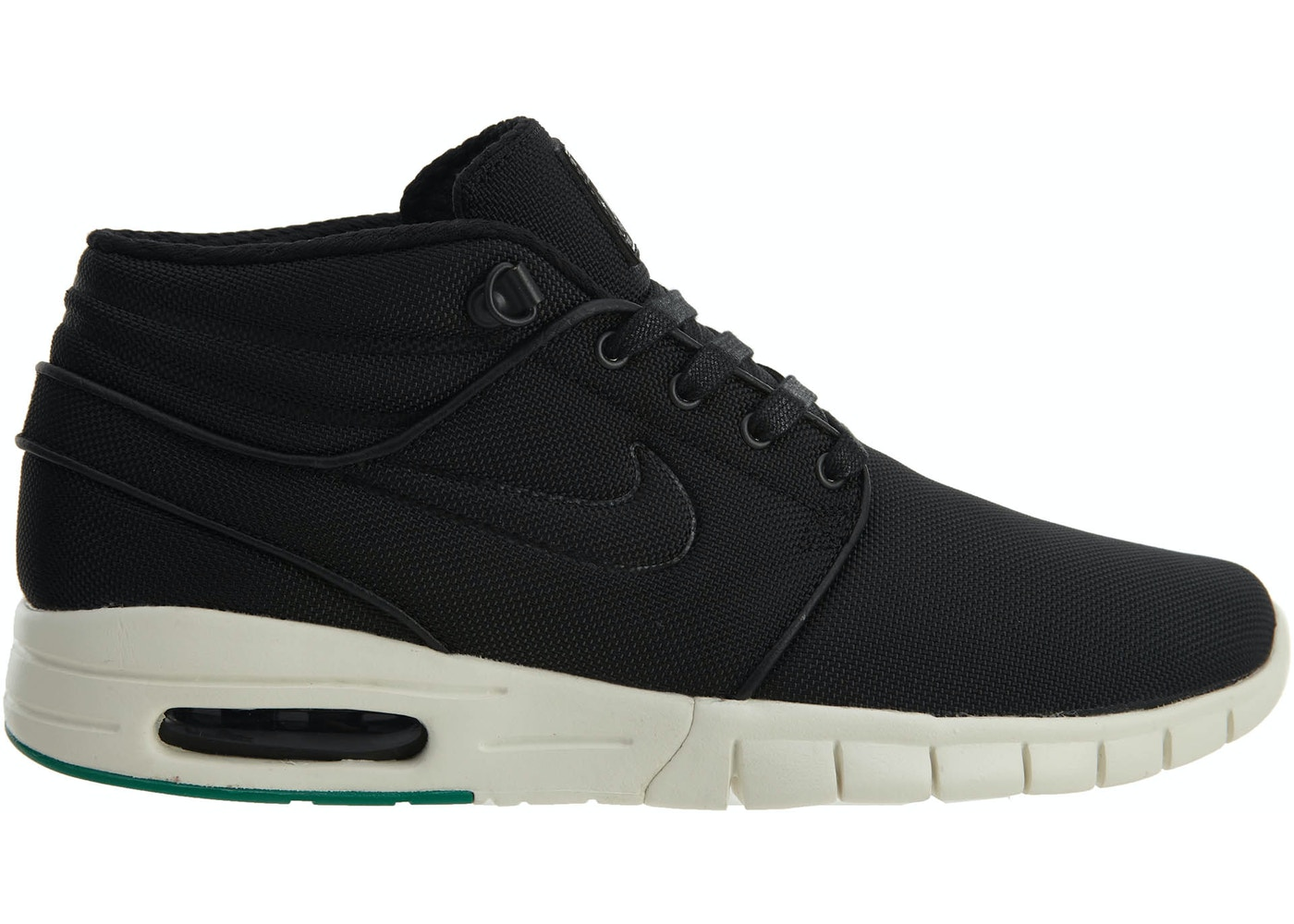 1f8e364af2a5 Sell. or Ask. Size --. View All Bids. Nike Stefan Janoski Max Mid Black  Black-Neptune Green