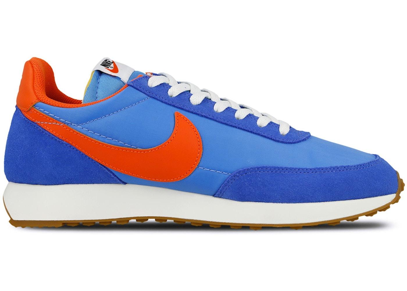 super popular de1b8 31755 Nike Tailwind 97 Pacific Orange